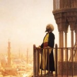 Darud Sharif from the minarets of mosques